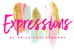 Expressions by Erica logo